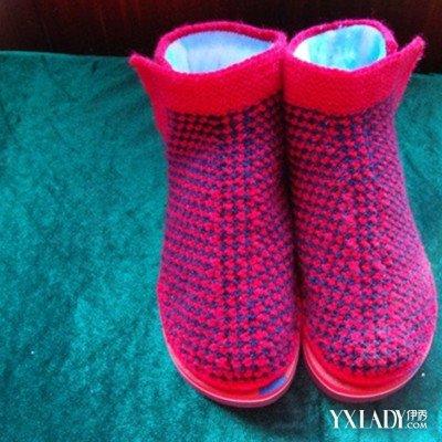 【图】新款棒针编织棉拖鞋图片欣赏 教你棉鞋的选购技巧及去臭方法