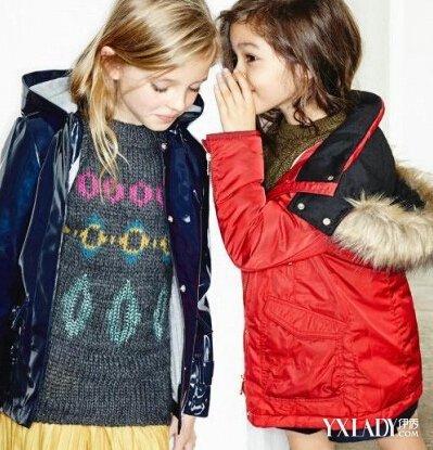 【图】儿童外套秋季搭配 几款穿搭打造时尚小