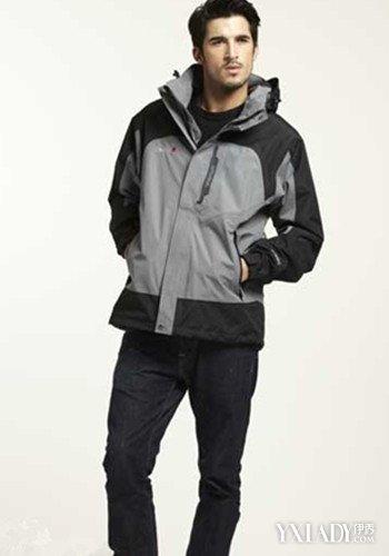 【图】新款运动外套男装来袭 4款单品既保暖又