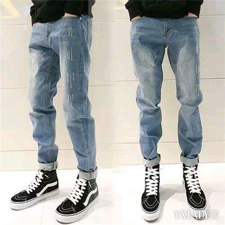 【图】男士牛仔裤配什么鞋? 分享4款搭配方式