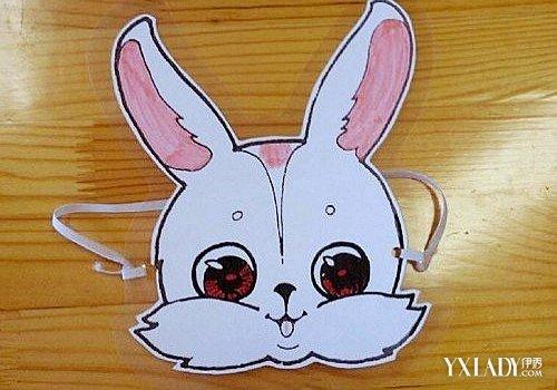 小白兔头饰图片展示 11种搭配方法总有一种适合你