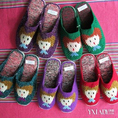 【图】毛线拖鞋的织法和图片集锦