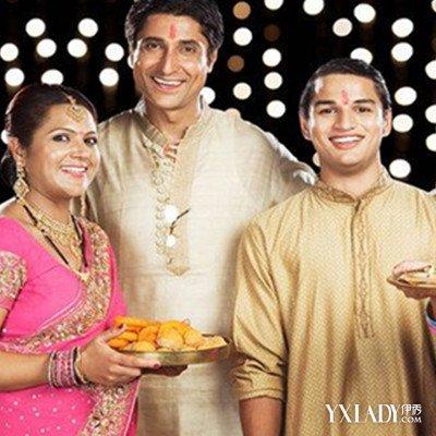 【图】印度服装图片欣赏 印度人喜欢穿什么服装?