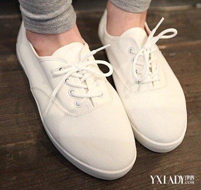 白帆布鞋怎么洗_白色帆布鞋上的泥渍为什么那么难洗?求解,怎样才能洗干净?
