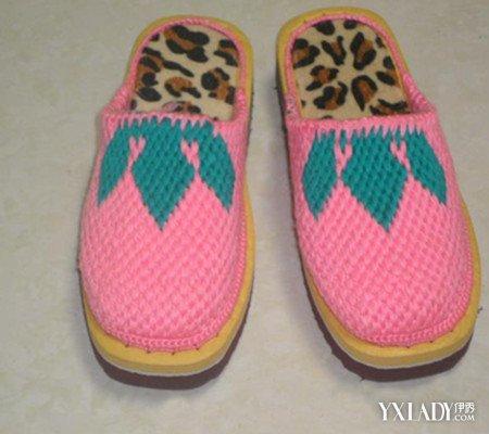 线鞋图案欣赏 手工编织拖鞋的方法