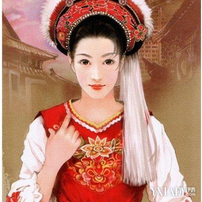 【图】壮族服饰手绘图片欣赏 手绘服饰的材料有哪些