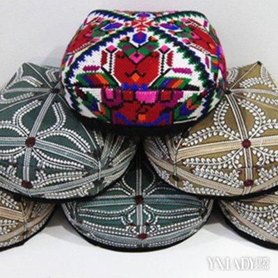 【图】新疆帽子的折法有哪些 其折法和3大花帽的介绍图片