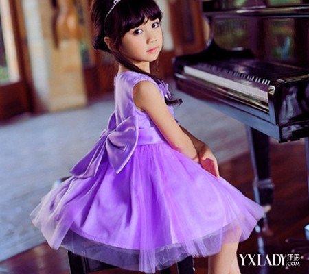 【圖】淡紫色皇家公主禮服