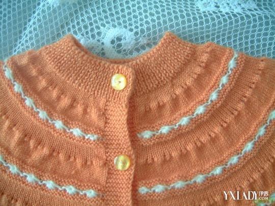 宝宝编织毛衣花样款式教程 让你的宝宝过一个温暖的冬季图片