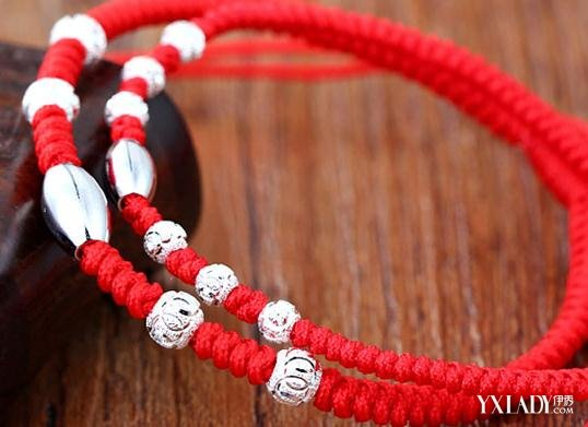 图解 手链/越来越多的人都在关注本命年,也越来越多的人喜欢自己编织手链...