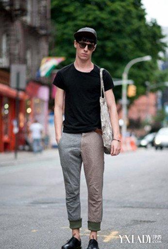 【图】布洛克男鞋搭配技巧 教你布洛克鞋如何搭配出休闲感觉图片