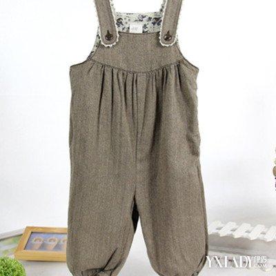 鸯裤的制作方法