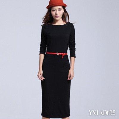 【图】中长款连衣裙秋装长袖搭配 教如何添衣