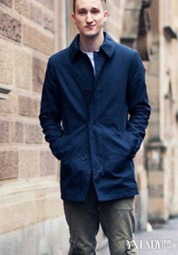 新款潮流男士冬季套装搭配 4款冬装搭配方法让你帅气十足图片