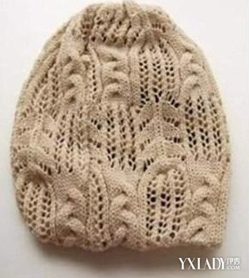 【图】手工帽子织法图解 让你在冬天好看又保暖