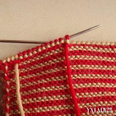 【图】分享毛线棉鞋编织花样图纸