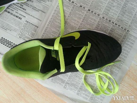 分享五角星鞋带的系法图解 系出属于自己的炫酷五角星图片