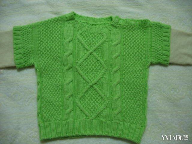【图】宝宝毛衣编织图解样式 手把手教你玩转毛衣界