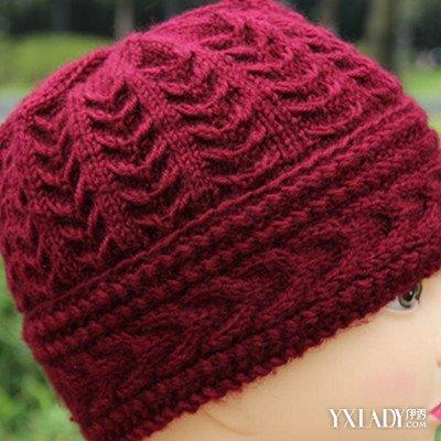 【图】老人帽子编织和图案推荐