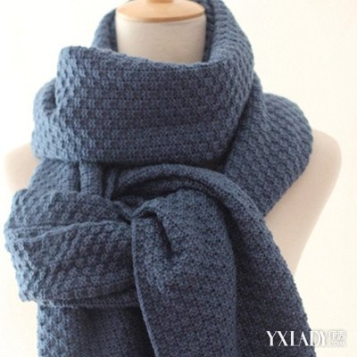 【图】男士围巾冬季款式大全 给自家男人最帅的围.