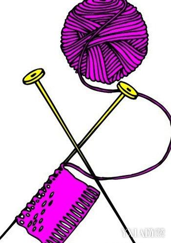 【图】毛衣编织针法你会吗?