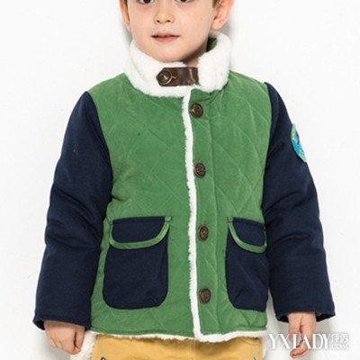 【图】男童棉服图片欣赏 介绍冬季棉服穿搭_男