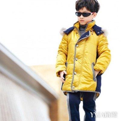 【图】男童棉服图片欣赏 介绍冬季棉服穿搭(3