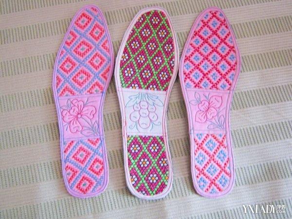 雅馨编鞋花样图纸