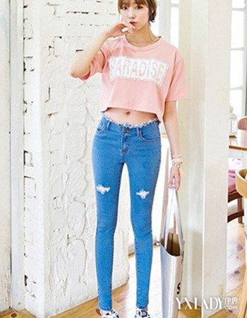 朱迅穿紧身裤照片曝光 时尚紧身裤穿搭秀出你的大美腿