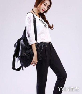 【图】纯白色衣服女生头像 4款搭配让你美出新高度