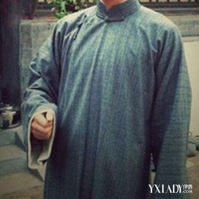 欣赏民国长衫图片 揭秘该服饰的文化传统图片