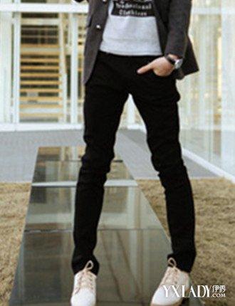 男生穿紧身牛仔裤推荐 展现你的完美身材