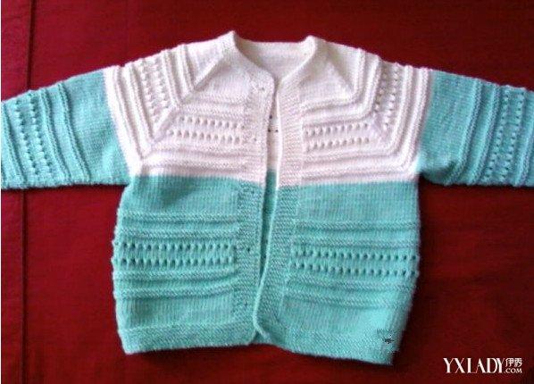 【图】新款儿童毛衣编织方法