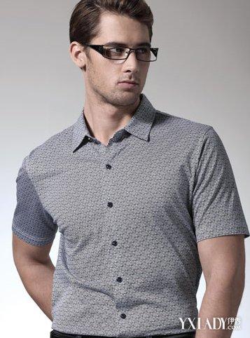 西装男修身型配什么衬衫职 场男士西装如何搭配