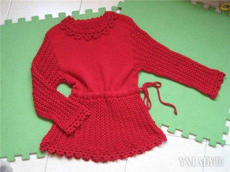 【图】宝宝毛衣编织花样大全图展示