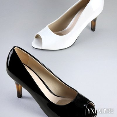 高跟鞋打胶把图片欣赏_打胶女鞋图片