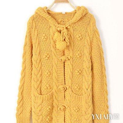 连帽毛衣外套编织方法有哪些?
