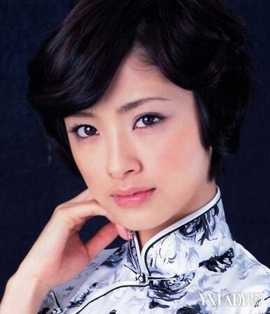 【图】短发旗袍造型有哪些 为你塑造高贵优雅范图片