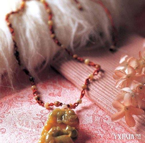 【图】盘点手工编织项链绳图解 手把手教你学编织