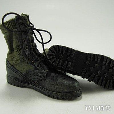 【图】军靴鞋带的系法图解展示 小编教你如何正确系结实美观鞋带图片