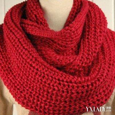 围巾鱼骨针织法大全 两种方法教你织出实用围巾