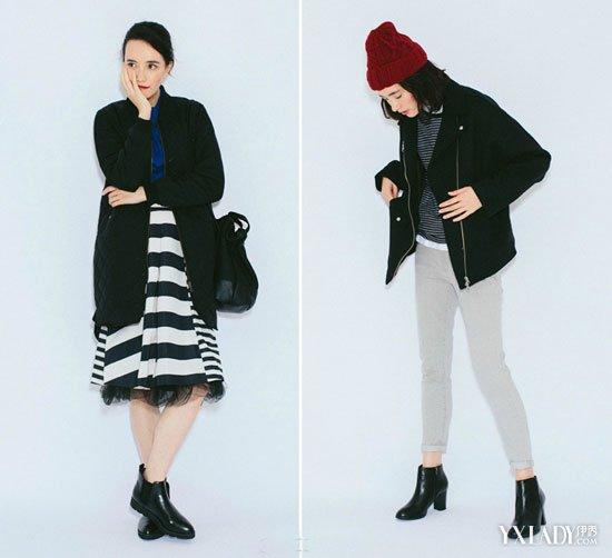 潮人日常穿衣搭配甜美有层次 体验日韩风格