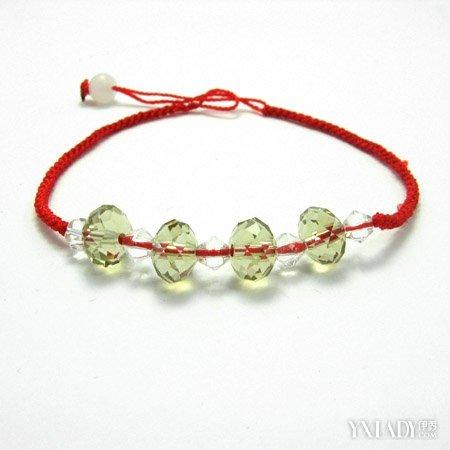 【图】好看的红绳手链图片 漂亮又辟邪