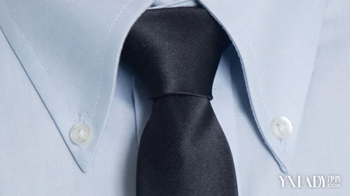 较复杂的领带打法