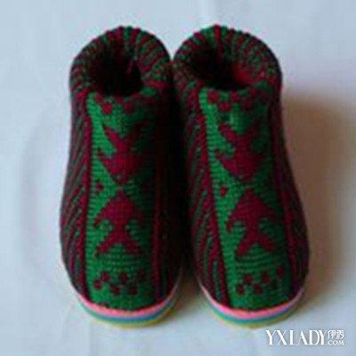 【图】毛线棉鞋图案大全欣赏