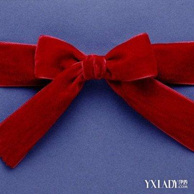 蝴蝶结怎么系呢 7个步骤教你如何给衣服添新色彩