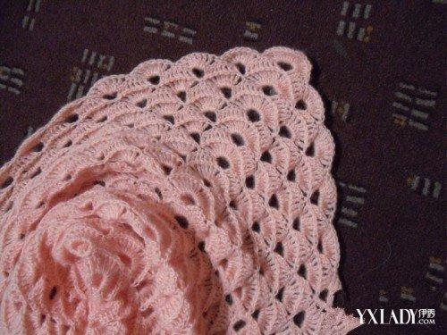 【图】毛线披肩编织花样图解 最全面的披肩织法