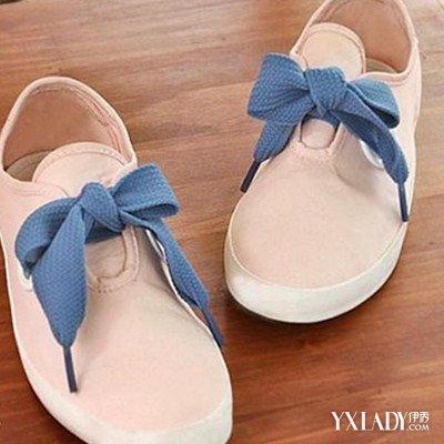 【图】蝴蝶结鞋带怎么系好看? 推荐四种系鞋带方法图片