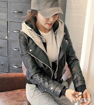 潮流冬季短款皮衣搭配图片 推荐3种时髦的穿衣技巧