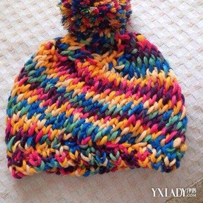 【图】萌萌哒幼儿棒针护耳帽编织 让孩子温暖舒适一整
